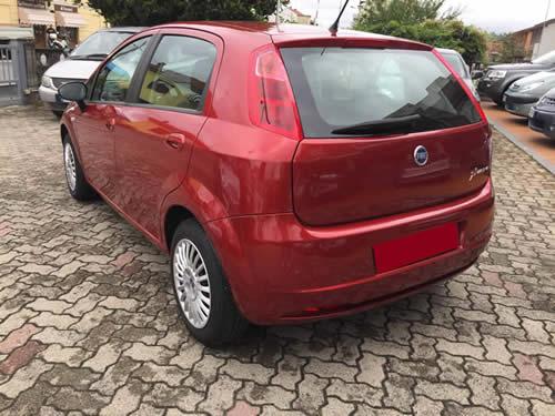 Acquisto auto usate compro auto usate fiat grande punto - Auto usate porta portese roma ...